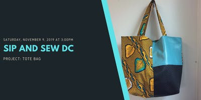 Sip and Sew DC