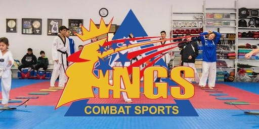 Kings Combat Sports Turkey Rumble