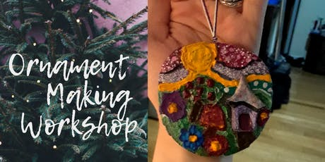 Tree Trunk Ornament Workshop tickets