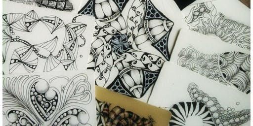 Zentangle Art for Beginners