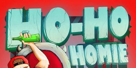 HO-HO HOMIE HOLIDAY SHOW tickets