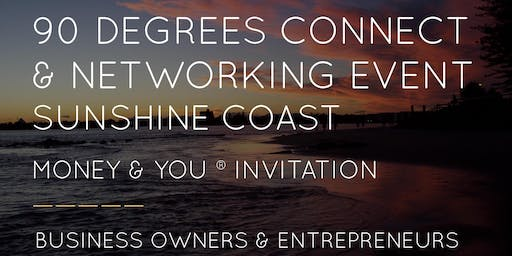 90Degrees Connect Sunshine Coast Networking Event