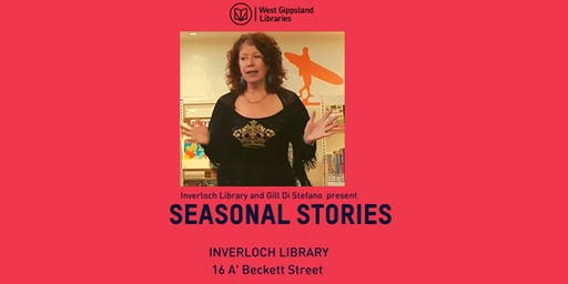 Stories for the season with Gill Di Stefano