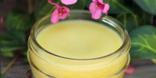 Make Your Own Healing Salves and Balms