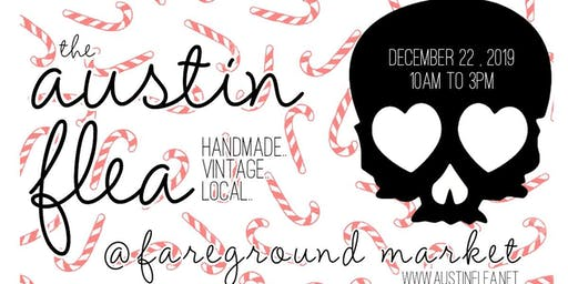 Holiday Austin Flea at Fareground