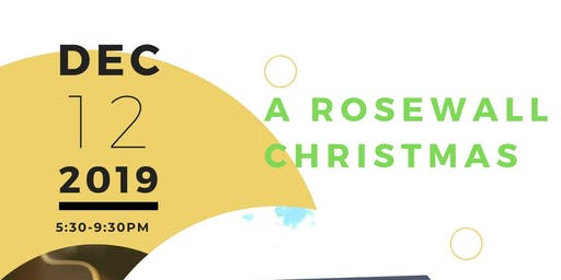 A Rosewall Christmas -Free food, music and more!