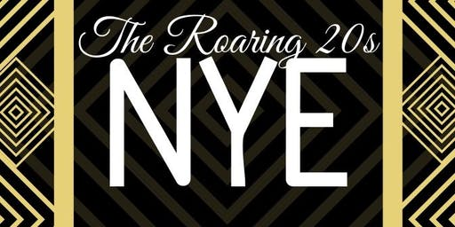 New Years Eve Roaring 20's Dinner