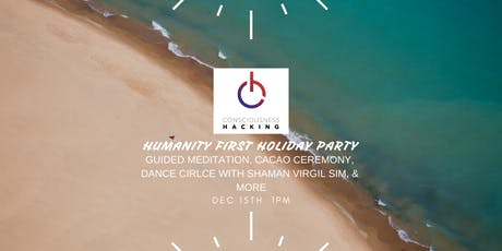 Consciousness Hacking Holiday Party  tickets