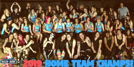 ROLLER DERBY - Home Team Championship