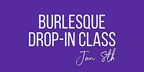 BURLESQUE - Drop In Class tickets