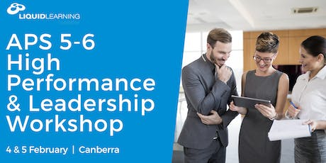 APS 5-6 High Performance & Leadership Workshop tickets