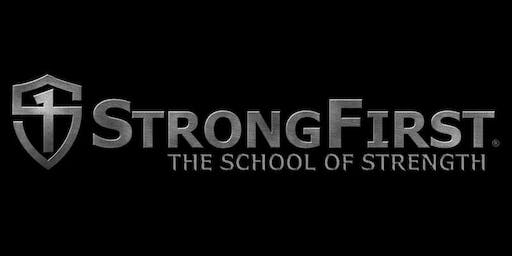 StrongFirst Kettlebell Course—Mountain View, CA, USA