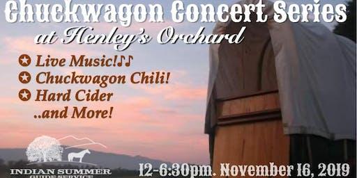 Chuckwagon Concert Series
