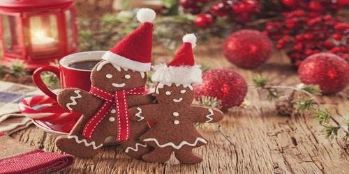 Short & Sweet - Festive Baking Workshop