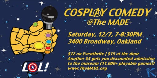 Cosplay Comedy