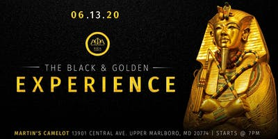 The Black & Golden Experience