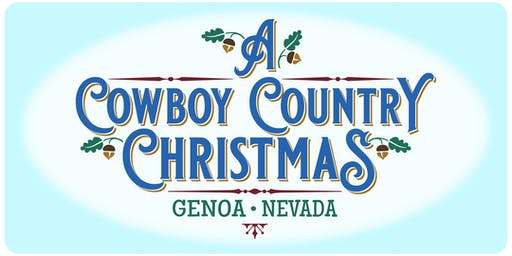 "Genoa's ""A Cowboy Country Christmas"" featuring Joni Morris"