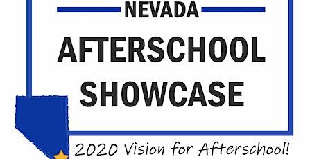 Nevada Afterschool Showcase 2020 tickets