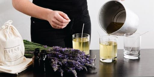 Soy Candle Making Mixology Class