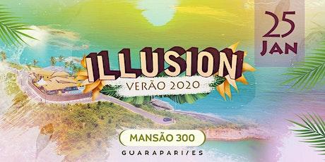 ILLUSION VERÃO 2020 ingressos