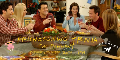 Friendsgiving Trivia