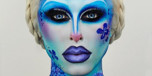 Blu Hydrangea - Drag Race UK Star (Ages 18+)