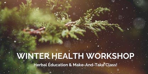 Winter Health Workshop