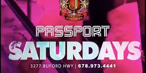#PassportSaturday at JOSEPHINE LOUNGE