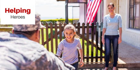 Home Buyer Seminar for Active Military and Veteran's tickets