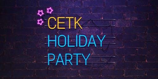 CETK Ottawa Holiday Party
