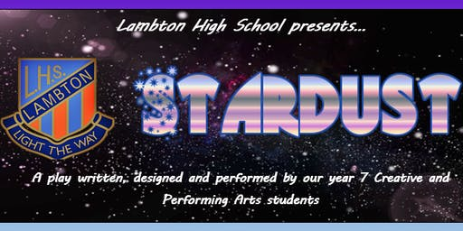 Star Dust - Year 7 CAPA Show