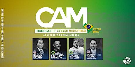 CONGRESSO DE AVANÇO MINISTERIAL ingressos