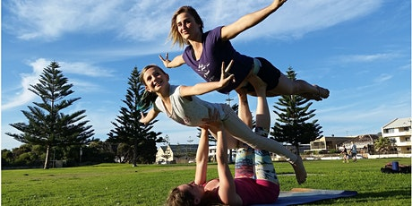 ACRO Yoga (9AM) tickets