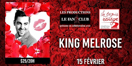 King Melrose tickets
