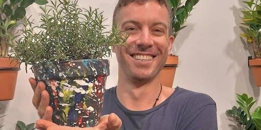 Paint a Planter