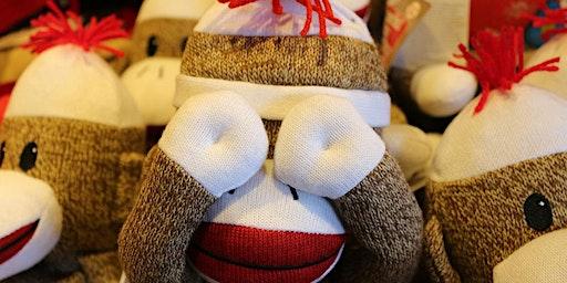 Squishy Sock Pets School Holiday Program at Tuggerah Library