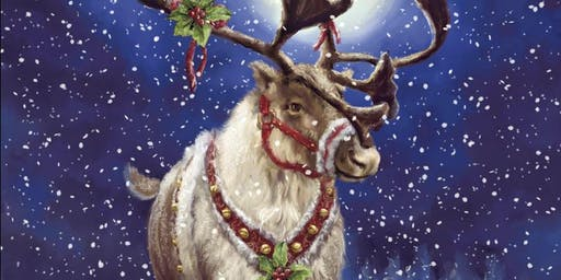 Kids Christmas Crafts- Magic Reindeer Food and Christmas Spirit Bell