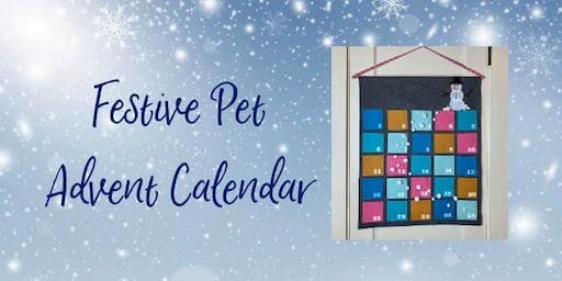 Crafty Paws Festive Pet Advent Calandar