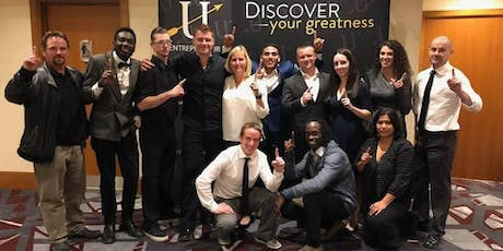 Discover Your Greatness - Business Transformation Experience billets