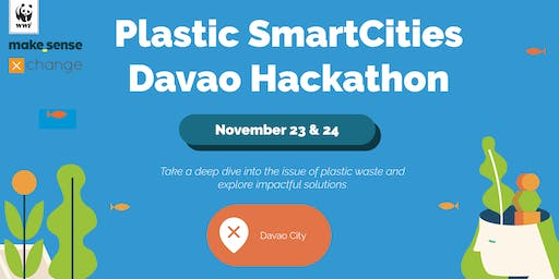 Davao City Hackathon: two days to find a solution to plastic waste