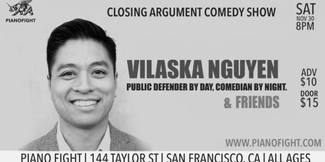 Closing Argument tickets