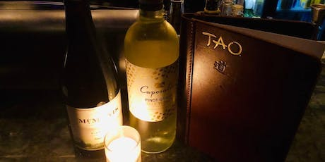 Singles Meet n Mingle at Tao Wine Happy Hour tickets