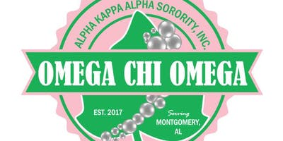 Omega Chi Omega Chapter in celebration of the 112th Founders' Day