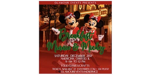 Breakfast with Mickey & Minnie