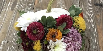 Healing Harvest Bouquet Workshop