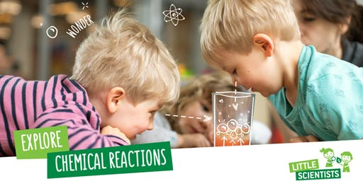 Little Scientists STEM Chemical Reactions Workshop, Shailer Park QLD