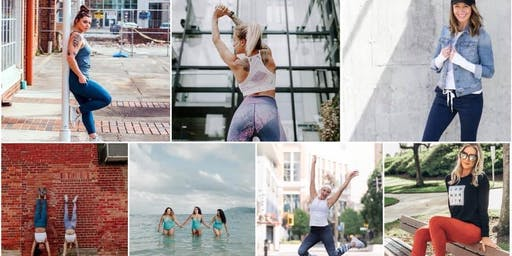Zyia Activewear Happy Hour Pop Up