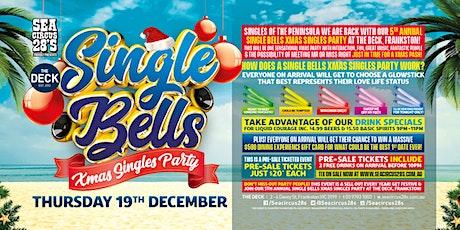 Single Bells Xmas Singles Party at Sea Circus 28s! tickets