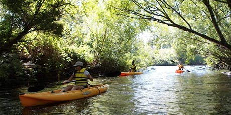 Women's Introductory Paddle with the Platypus Kayak Adventure tickets