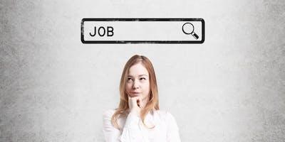 Job Search Workshop at Parramatta Library